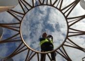 The Sun Flower - Bathwick Hill Sculpture (1)