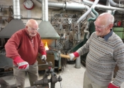 Blacksmithing course at Ironart (1)