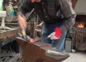Bob Mytton Blacksmithing Course at Ironart (3)