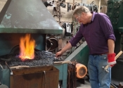 Ironart Blacksmithing workshops 2015