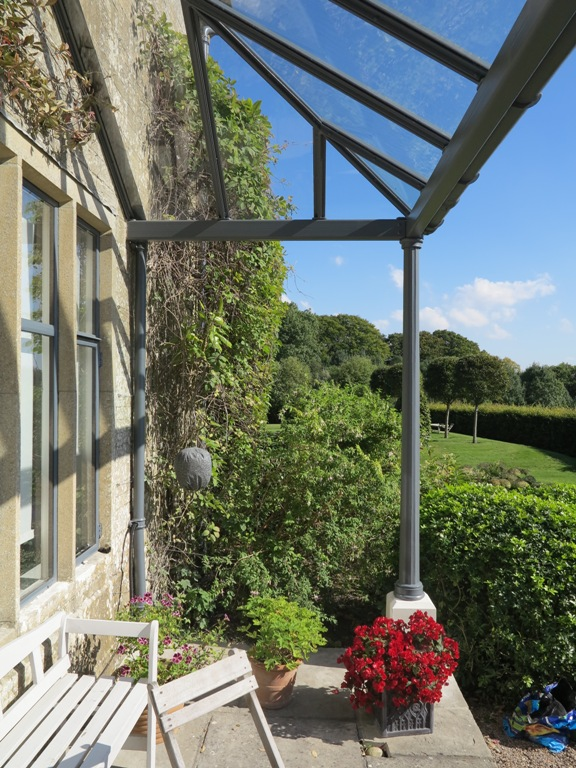 Porches & Canopies | Ironart of Bath