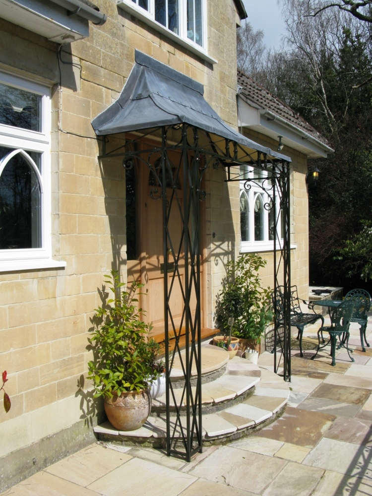 Porches & Canopies | Ironart of Bath