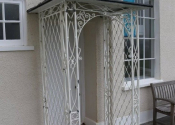 Porch as part of Bristol Project
