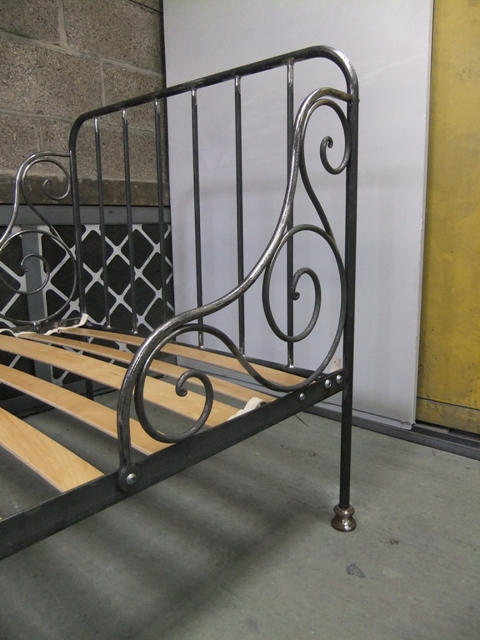 Bespoke Iron Beds Ironart Of Bath