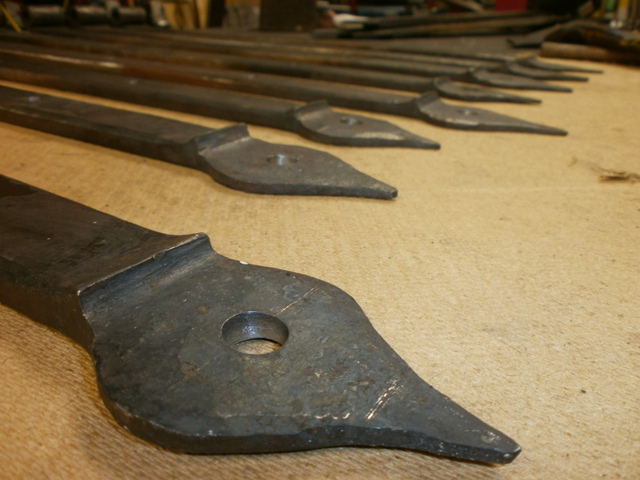 Bespoke Metal Hinges Ironart Of Bath