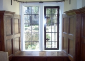 Replacement and repairs to metal casement windows by Ironart of Bath