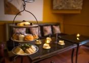 The Abbey Hotel Bath - bespoke cake standsThe Abbey Hotel Bath - bespoke cake stands. Photography by Jamie Curtis of Bloom studios
