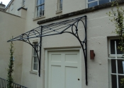Canopy restoration by Ironart of Bath