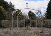 Arbour gazebo Farmborough Bath