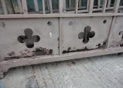 Damaged Panels