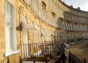 Beautiful Cavendish Crescent, Bath!