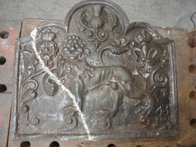 Cast Iron Restoration And Repair Ironart Of Bath