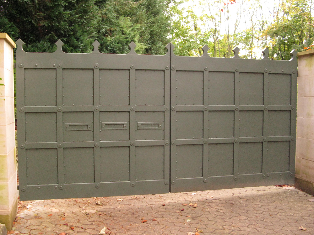 Security Gates Ironart Of Bath