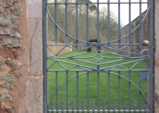 Wrought iron traditional gates (2)