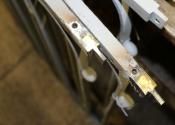 Clifton Canopy braised tenon repair