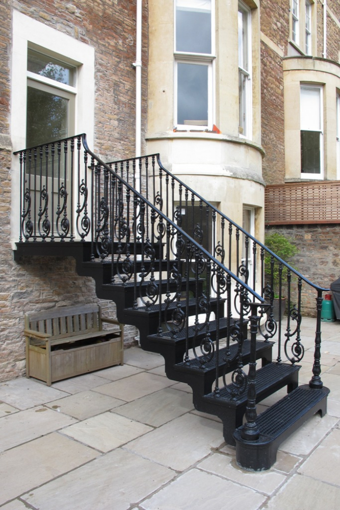 Staircases & Walkways | Ironart of Bath