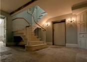 Interior staircase, Roundway, Devizes