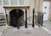 Walcot Paragon Bollards Complete