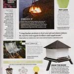 Ironart of Bath in Homes & Gardens Magazine - July 2011