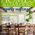 Ironart of Bath in Homes & Gardens Magazine