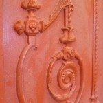 Detail from one of the Tockington panel boxes