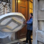 Ironart Ltd - World Heritage Sign, Bath