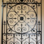Ironart of Bath - gate restoration service