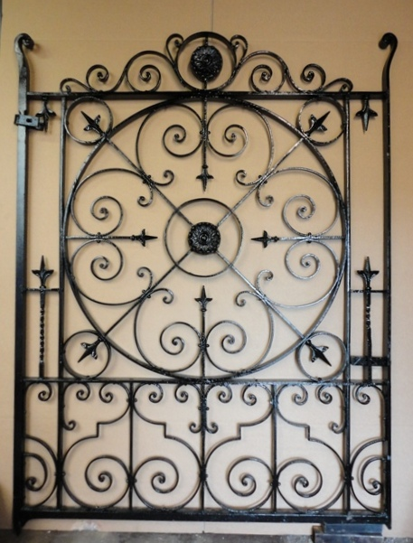 Ironart Of Bath   Gate Restoration Service
