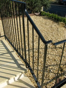 A basic welded construction is a cost effective alternative
