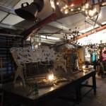 A Coalbrookedale fern bench restoration