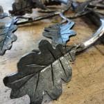 oak leaf panel