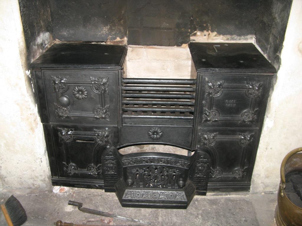 Ironart Of Bath Cast Iron Stove Restoration Ironart Of