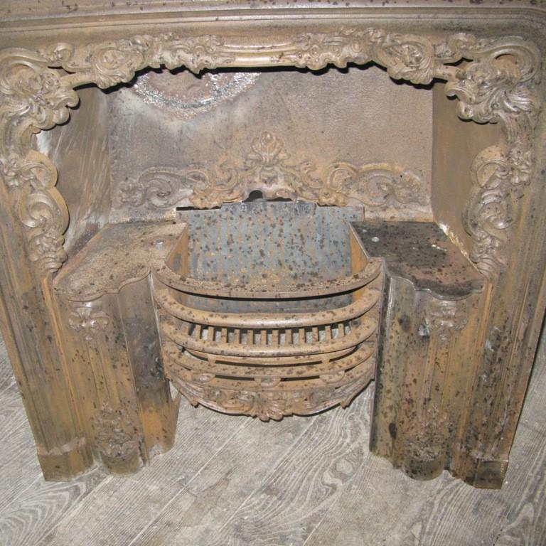 fireplace restoration larkhall ironart of bath
