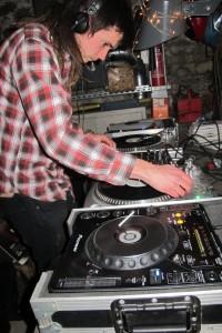 DJ James!