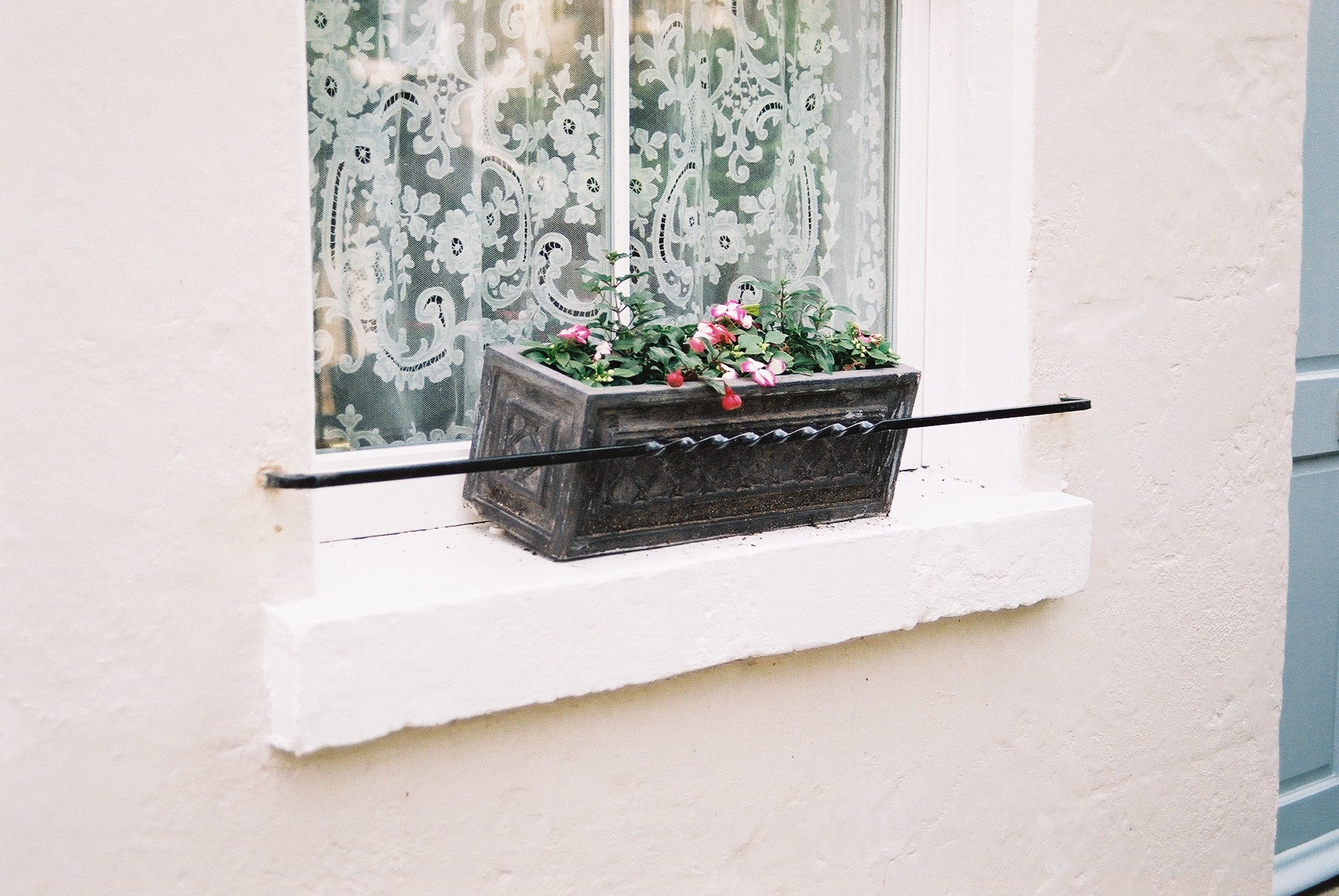 Window Box Rails Ironart Of Bath