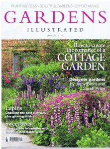 WEB - Gardens Illustrated - June issue front cover