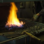 Ironart of Bath, one day forging workshops
