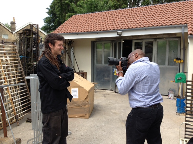 James Cuthbertson, Apprenticeship finalist, Bath Apprentice Awards