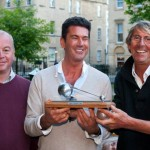 Bath Boules Tournament Trophy - 2013