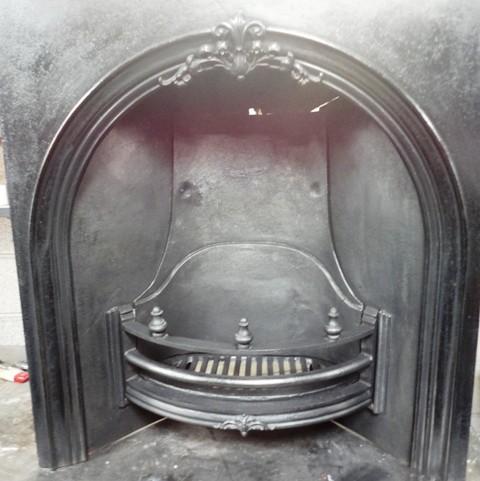 Cast Iron Fireplace Restoration Ironart Of Bath