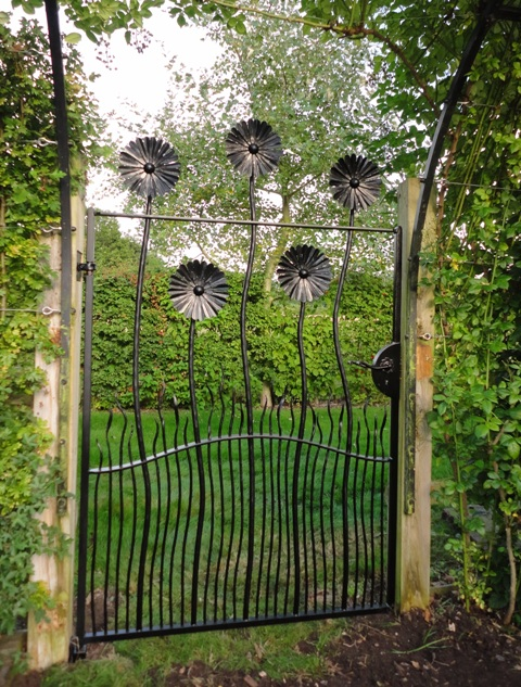 Unique Garden Gate Ironart Of Bath