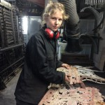 NADFAS Grant for blacksmith Cecilie Robinson