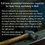 Ironworker advert - Jan 2014 copy