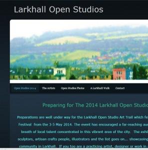 Larkhall Open Studios 2014
