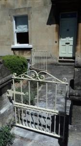 Pulteney Gardens Gate (1)