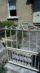 Pulteney Gardens Gate (2)