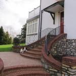 Saltford balustrade