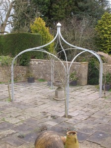 Arbour gazebo Farmborough Bath (4)
