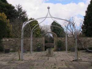 Arches Gazebos And Pergolas Ironart Of Bath