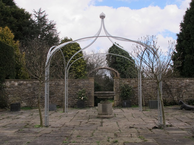 ... Arbour Gazebo Farmborough Bath (5) ...